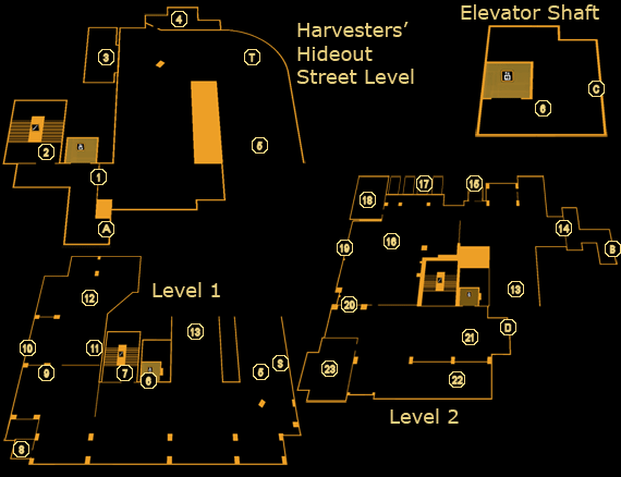 Harvesters' Hideout