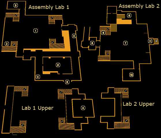 Sarif Plant Assembly Labs