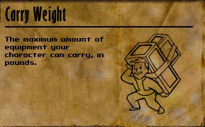 Carry Weight