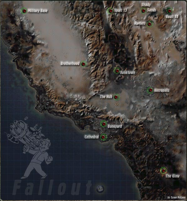 The World of Fallout