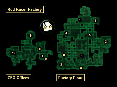 GameBanshee Fallout Dc Map on