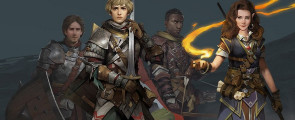 Pathfinder: Kingmaker Developer Diary - Meet the Companions