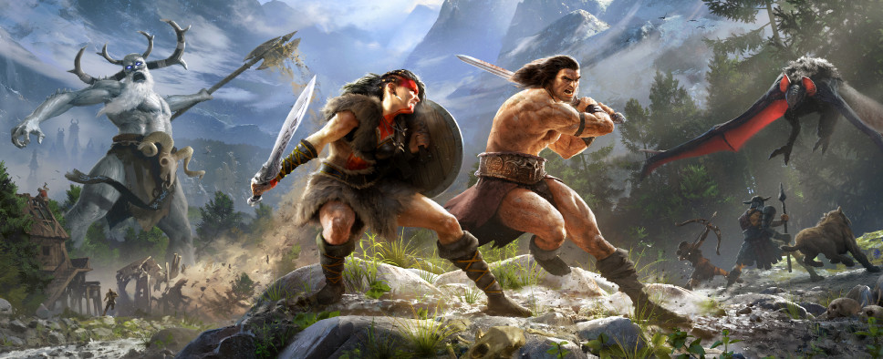 Conan Exiles Anniversary Update, The Riddle of Steel DLC