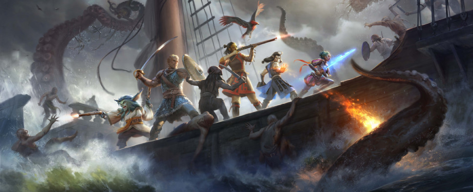 Pillars of Eternity II: Deadfire Preview