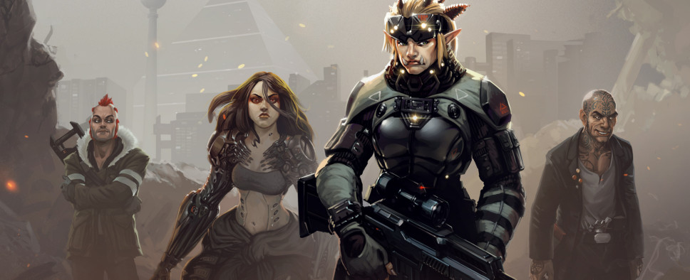 GB Feature: Shadowrun: Dragonfall Subsite Launched