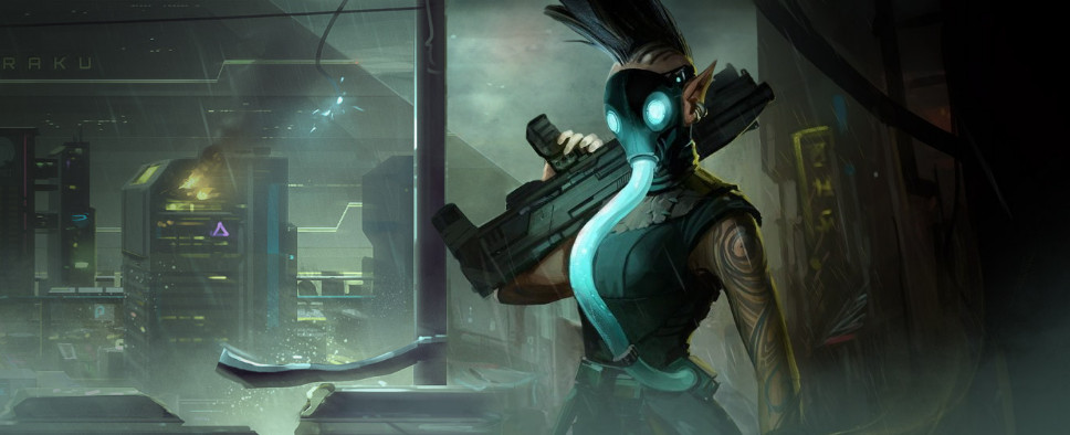 Shadowrun Returns Subsite Launched