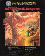 Advanced Dungeons & Dragons Core Rules 2.0 Expansion