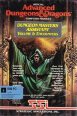 Dungeon Master's Assistant Volume I: Encounters