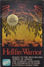 Dunjonquest: Hellfire Warrior