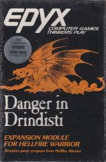 Dunjonquest: Hellfire Warrior - Danger in Drindisti