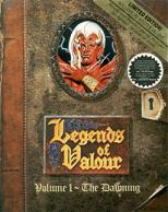 Legends of Valour Volume I: The Dawning