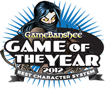 Best Character System Winner