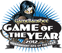 Independent RPG of the Year Winner