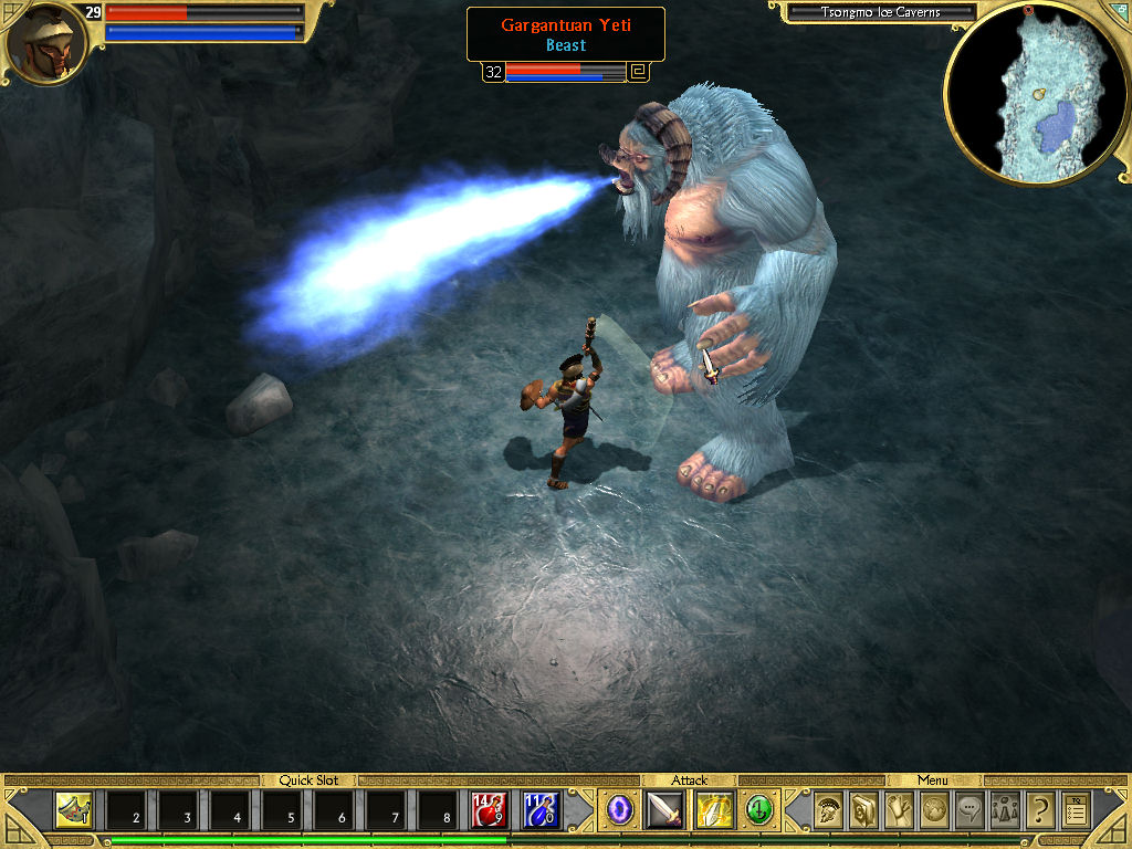 GameBanshee - Games - Titan Quest
