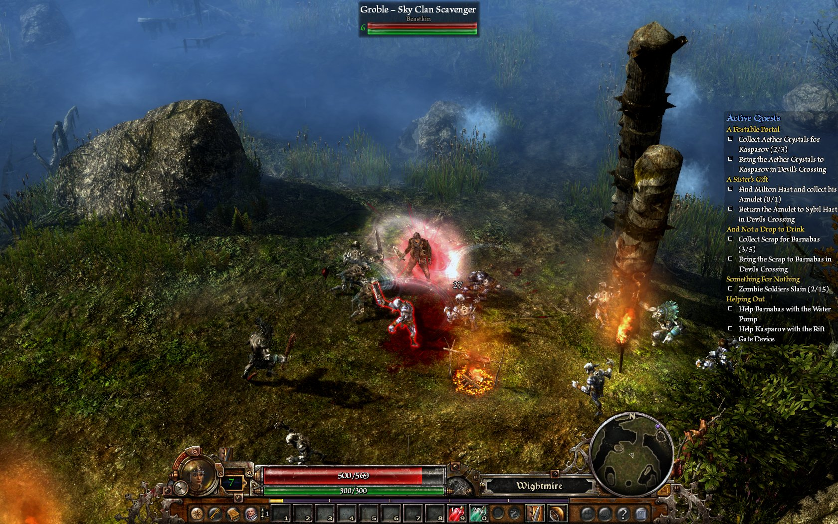 GameBanshee - Games - Grim Dawn