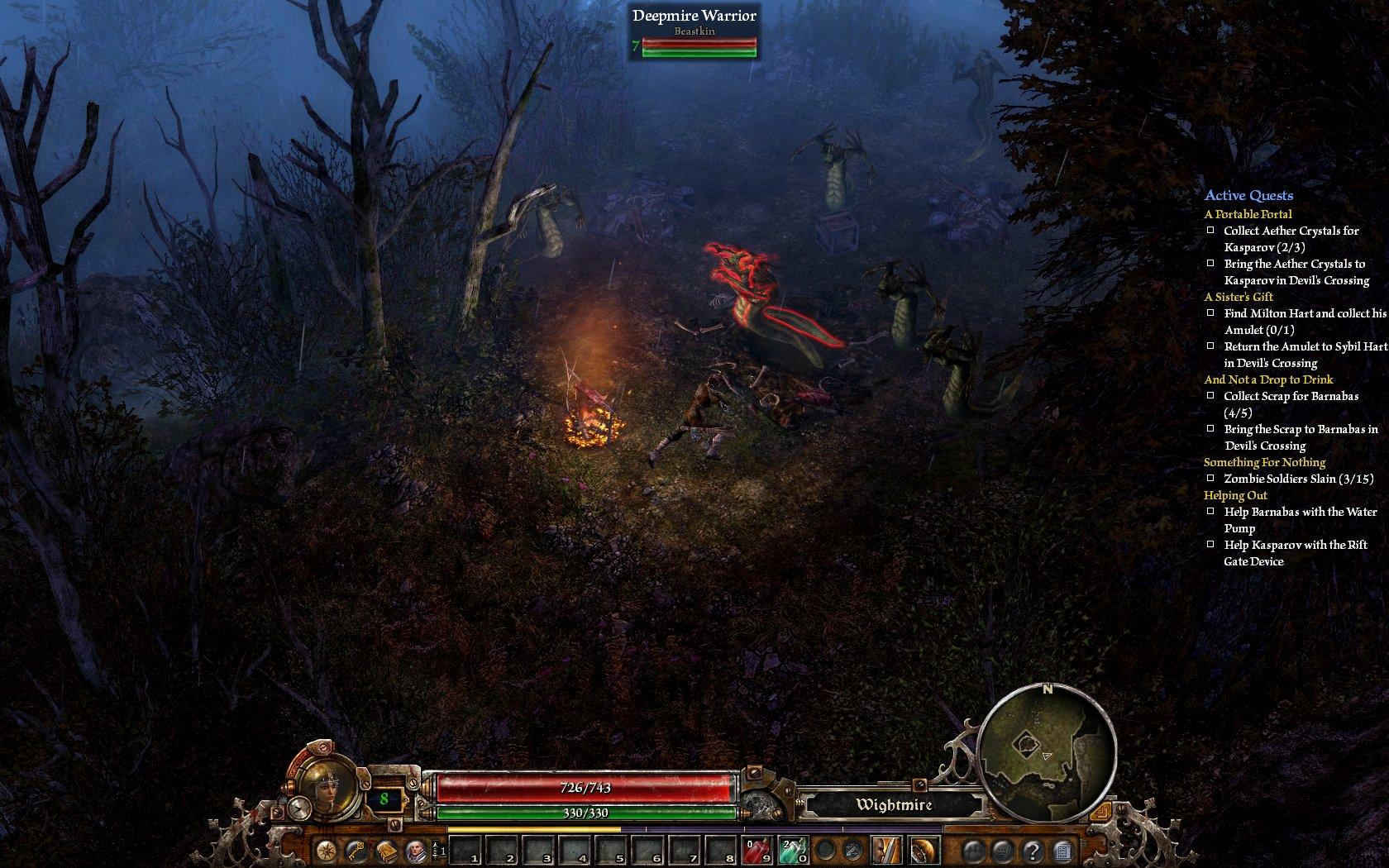 GameBanshee - Games - Grim Dawn