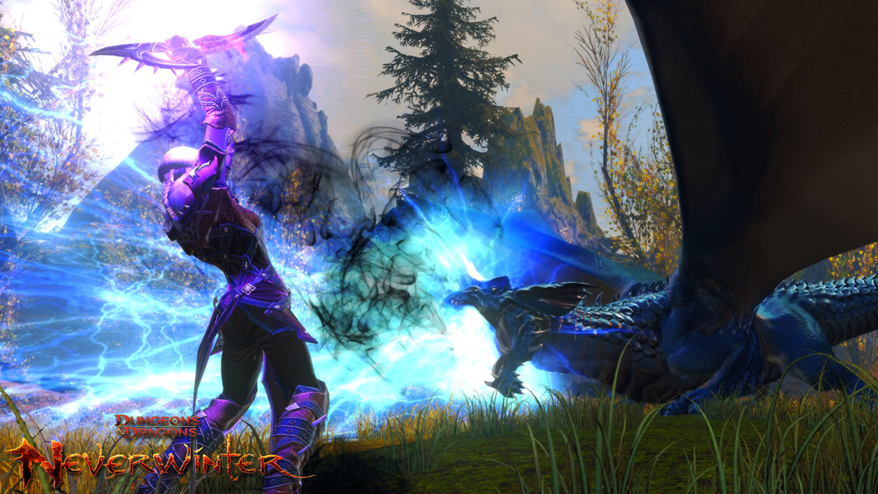 Warlocks Dragons: Neverwinter