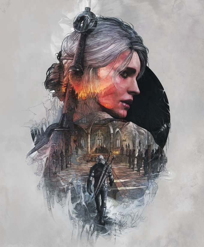 witcher 3 soluce heart of stone