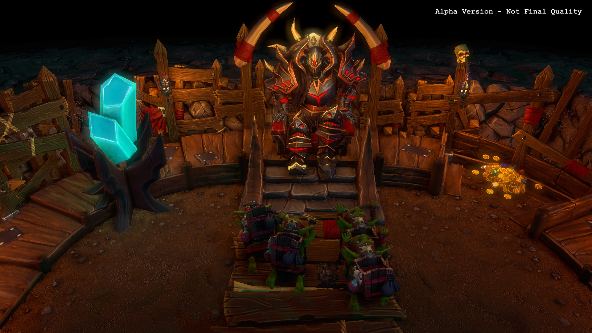 dungeon keeper 2 how to get hero portal