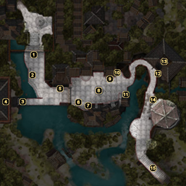 Imperial City Golden Way