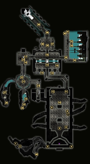 Lotus Assassin Fortress