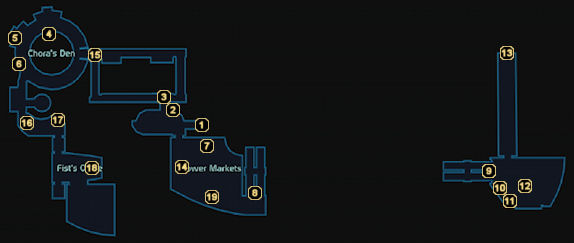 GameBanshee M Effect Scan The Keepers Map on