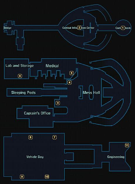 Mass Effect 3 Character Wallpaper