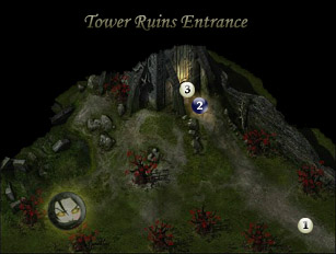 Tower Ruins Entrance